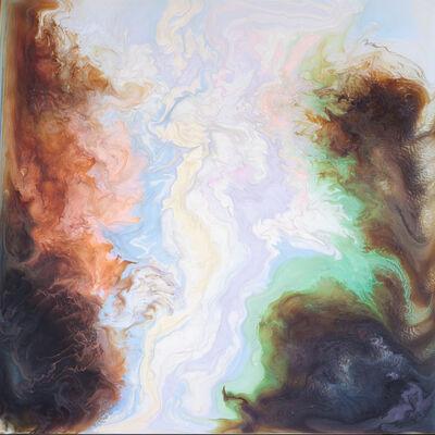 Suzan Woodruff, 'Opal Fractals ', 2017