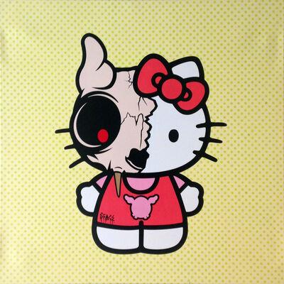 D*Face, 'Goodbye Kitty', 2015