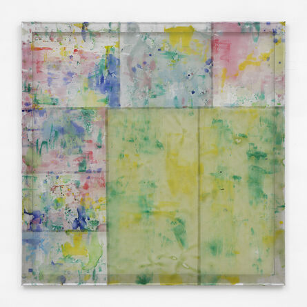 Louis Cane, 'Peinture vraiment abstraite', 2018