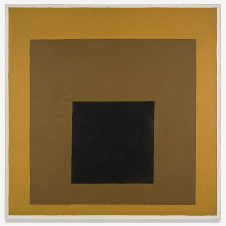 Josef Albers, 'Homage to the Square', 1957