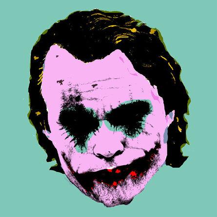 Santlov, 'Joker Warhol', 2013
