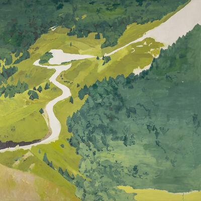 Chih-Hung Kuo, 'A Mountain-1', 2014