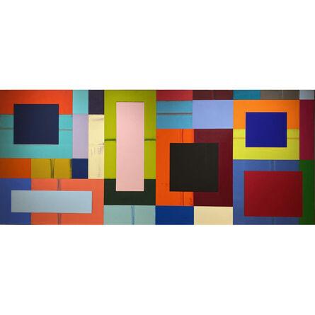 Charles Arnoldi, 'All Square, 2010', 2010