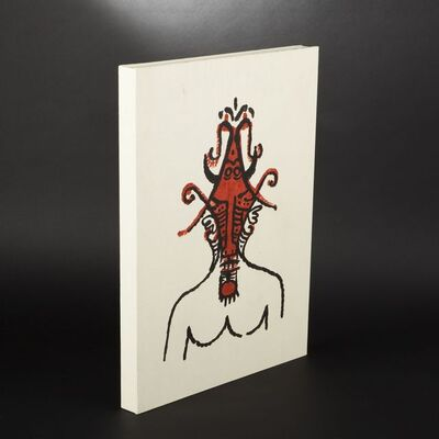 Wifredo Lam, 'El ultimo viaje del buque fantasma, 1976, Artist book', 1976