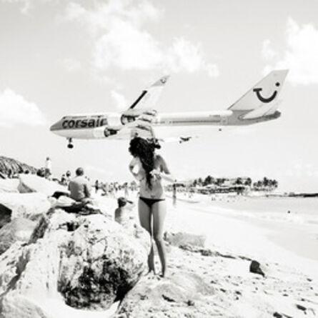 Josef Hoflehner, 'Jet Airliner #28'