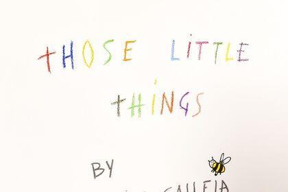 Javier Calleja: Those Little Things
