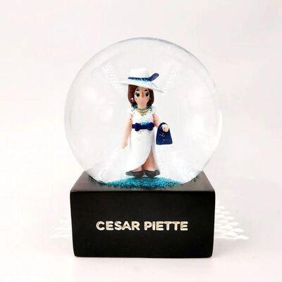 Cesar Piette, 'The Modern Lady Snow Globe, 2020', 2020