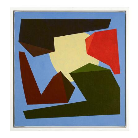 Willard Lustenader, 'Roundly Criticized', 2015