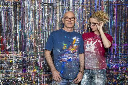 Throwback Summer Art Reception - JD Miller & Lea Fisher