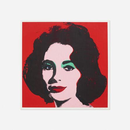 Andy Warhol, 'Liz', 1965