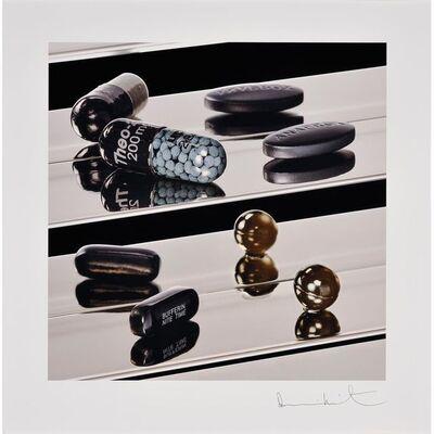 Damien Hirst, 'Damien Hirst, Dark Black Heaven (Nite Time)', 2012