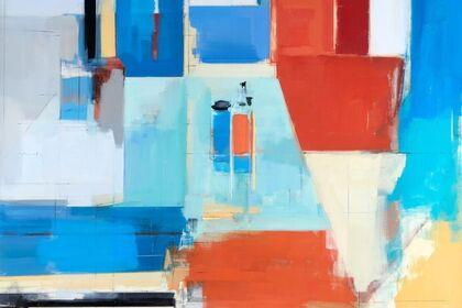 Paintings • Drawings • Prints: Peri Schwartz