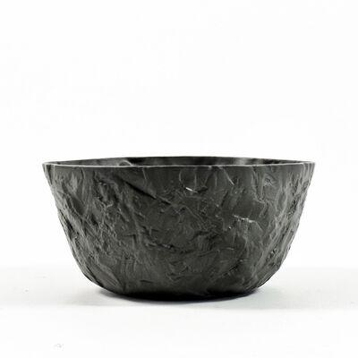Lagos del Mundo, 'Ceramic Bowl Black', 2013