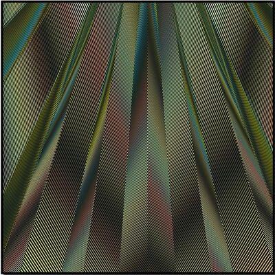 Duda Rosa, 'Falésias', 2020