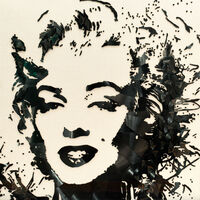 Mr. Brainwash, 'Marilyn Monroe', 2018