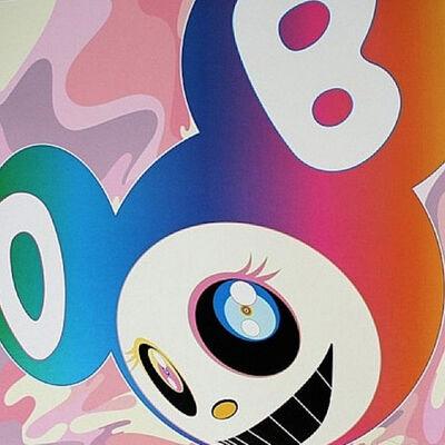 Takashi Murakami, 'Rainbow Mr.Dob', 2006