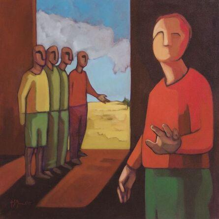 Sandro Nocentini, 'Boy and Solitude '