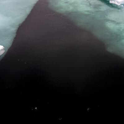 John Ruppert, 'Pack Ice Drift #33 / High Arctic, Svalbard, Norway', 2019-2021
