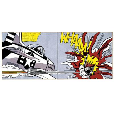 Roy Lichtenstein, 'Whaam!', 2013