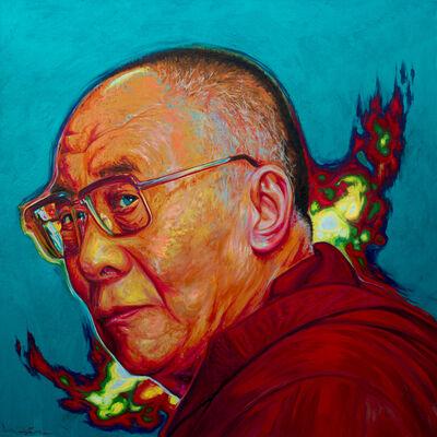 Mike Parillo, 'Dalai Lama', 2010