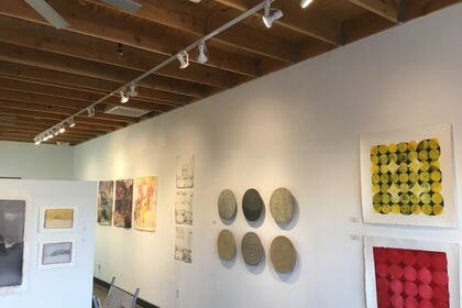 Technology and Touch: Printmaking from San Francisco, California and Reykjavik, Iceland