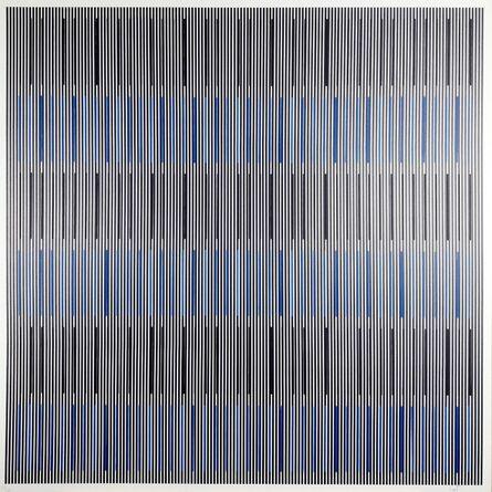 Jesús Rafael Soto, 'Untitled', 1985
