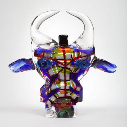 Louis La Rooy, 'Bull from Tirol', 2015
