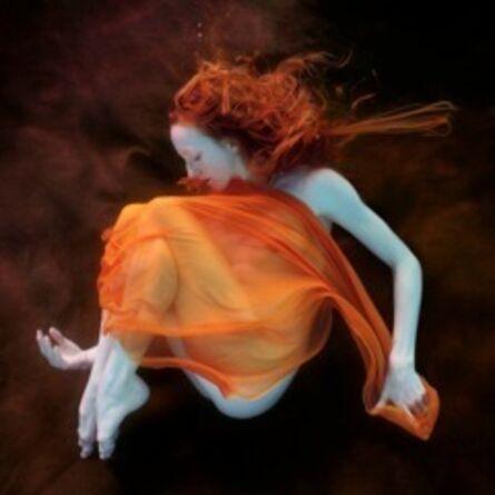 Howard Schatz, 'Underwater Study #1, Katita Waldo', 1993