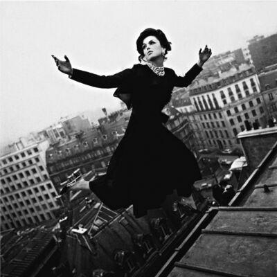 Melvin Sokolsky, 'Dior Wings, Paris', 1963