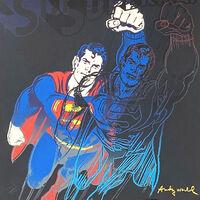 Andy Warhol, 'Superman', 1986