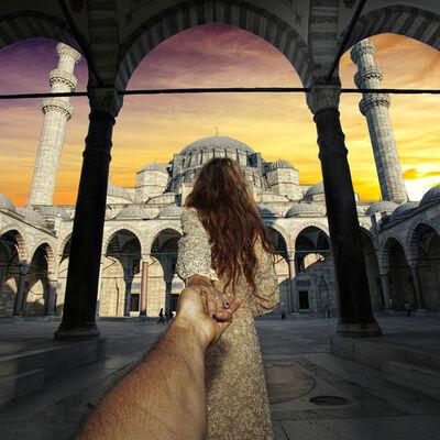 Murad Osmann, 'Istanbul 2', 2013