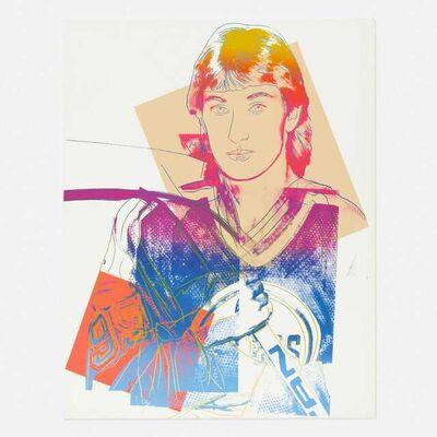 Andy Warhol, 'Andy Warhol 'Wayne Gretzky' Screenprint 1984', 1984