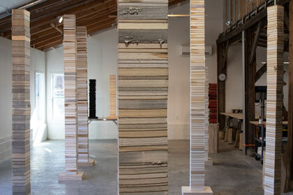 Jared Bark: STACKS