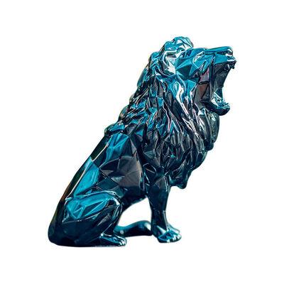 Richard Orlinski, 'Roaring Lion Spirit', 2021