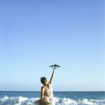 Cig Harvey, 'Plane, Self Portrait, Los Angeles, California', 2004