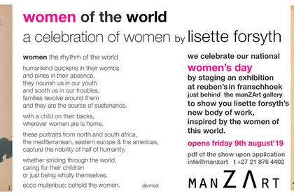 Lisette Forsyth | Women of the World