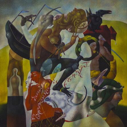 Yuri Tsvetaev, 'The Ideal Play', 1998