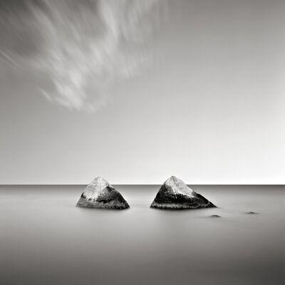 David Fokos, 'Painted Rocks, North Tisbury, Massachusetts', 2002