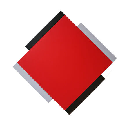 Scot Heywood, 'Centric Red / Black / Grey'
