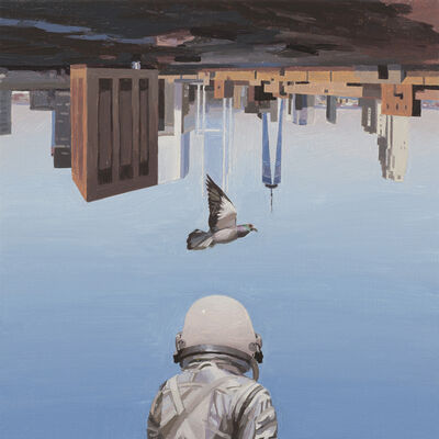 Scott Listfield, 'Pigeon', 2020