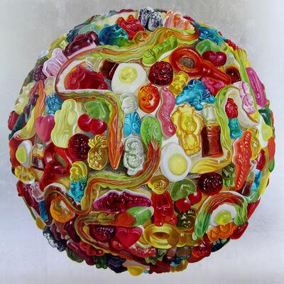Gordon Harris, 'Jelly Planet II', 2020