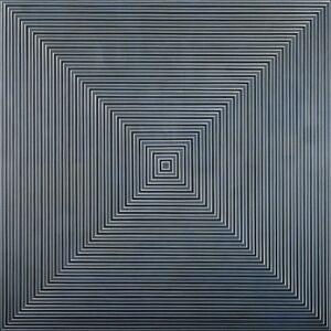 Max Kong, 'Concentric Squares (discover)'