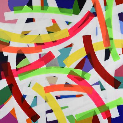 Ha Taeim, 'Un Passage', 2015
