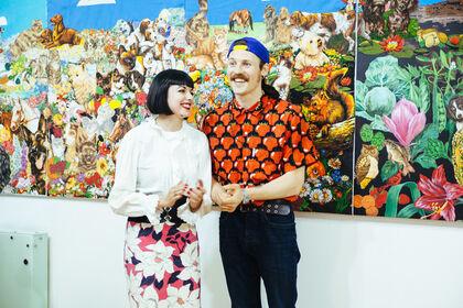 Armageddon: Exhibition by Nikita and Camille Kravtsov