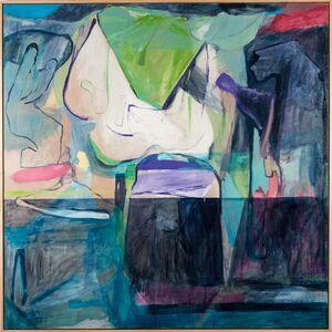 Amber Wallis, 'Oblique Trib Plus One', 2015