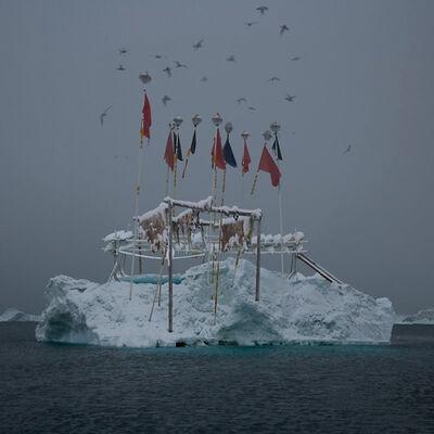 Anthony Goicolea, 'Island', 2010