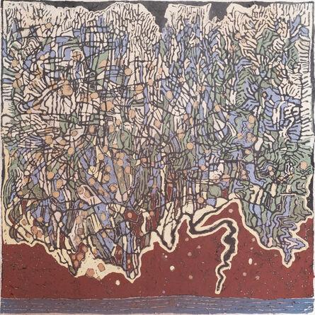 Tohko Izumi, 'An apple tree that flew away one day', 2021