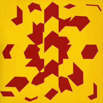 Allan D'Arcangelo, 'Constellation #5', 1970