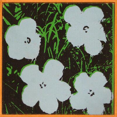 Richard Pettibone, 'Warhol Flowers 1964', 1970