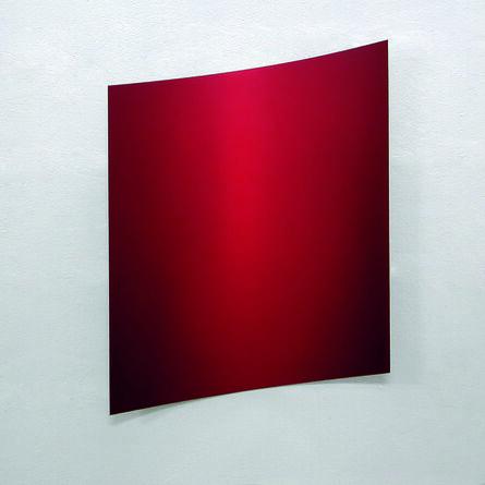 Heiner Thiel, 'Untitled (red)', 2002